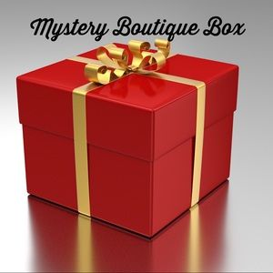 Other - ⭐️Mystery Boutique / NWT Box⭐️